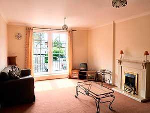 Thumbnail 2 bedroom flat to rent in Springfield Street, Edinburgh