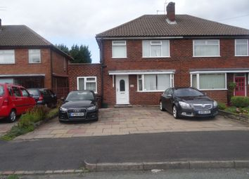 Thumbnail 6 bed shared accommodation for sale in Derwent Road, Tettenhall, Wolverhampton