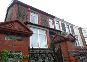Thumbnail 2 bed flat to rent in Llantrisant Road, Pontyclun