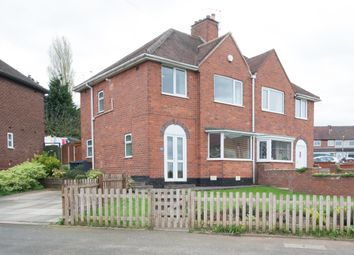 Thumbnail 3 bedroom semi-detached house for sale in Brackenfield Road, Great Barr, Birmingham
