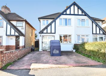 3 bed semi-detached house for sale in Harvey Road, Hillingdon, Middlesex UB10