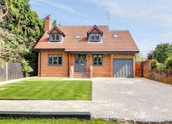 Thumbnail 4 bed detached house for sale in London Road, Windlesham