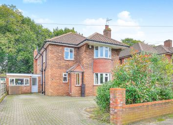 Thumbnail 4 bed detached house for sale in Acacia Road, Norwich