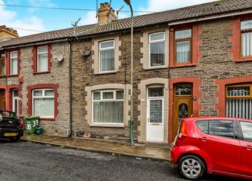 Thumbnail 3 bed terraced house for sale in Hendre Road, Abertridwr, Caerphilly