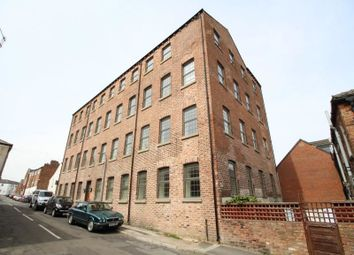 Thumbnail 2 bed flat for sale in Brown Street, Macclesfield