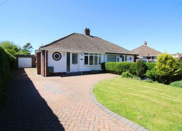 Thumbnail 2 bed semi-detached bungalow for sale in Church Lane, Cayton, Scarborough