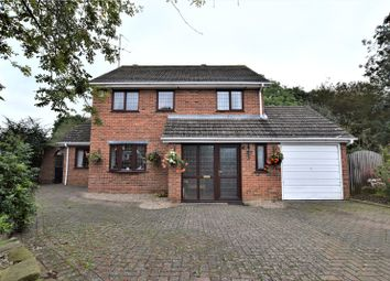Thumbnail 4 bed detached house for sale in Brundall Close, Langlands, Northampton