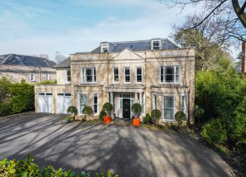 Thumbnail 7 bedroom detached house for sale in Broadwater Close, Burwood Park, Hersham, Walton-On-Thames