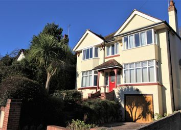 Thumbnail 4 bed detached house for sale in Southfield Avenue, Preston, Paignton