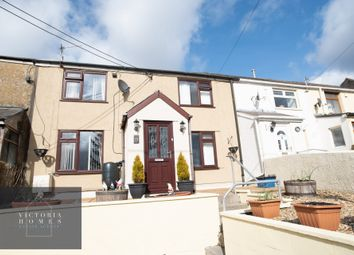 Thumbnail 3 bed terraced house for sale in Police Row, Dukestown