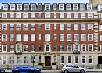 Thumbnail 1 bed flat for sale in Goodwood Court, Devonshire Street, London, Marylebone, Regent's Park