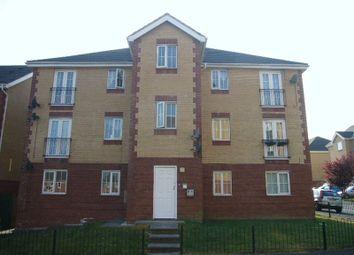 Thumbnail 2 bedroom flat to rent in Gerddi Margaret, Barry
