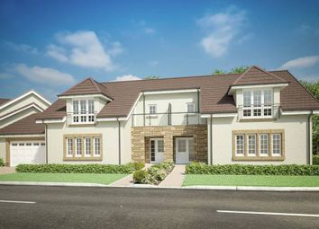 "Thumbnail 3 bed link-detached house for sale in ""The Murray"" at Kirk Brae, Cults, Aberdeen"