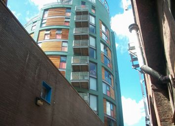 Thumbnail 1 bed flat to rent in 19 New Wakefield Street, Manchester