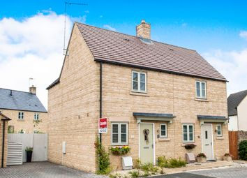 Thumbnail 2 bedroom semi-detached house for sale in Barnsley Way, Bourton-On-The-Water, Cheltenham