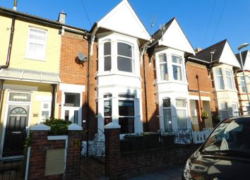 Thumbnail 3 bedroom terraced house for sale in Oriel Road, Portsmouth