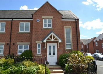 Thumbnail 3 bed semi-detached house for sale in Cheal Close, Shardlow, Derby
