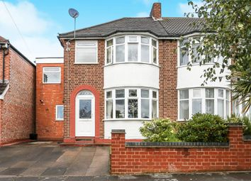 Thumbnail 5 bedroom semi-detached house for sale in Galloway Avenue, Hodge Hill, Birmingham