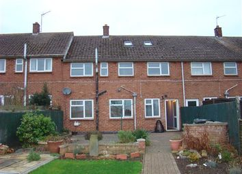 Thumbnail 3 bedroom terraced house for sale in York Avenue, Cogenhoe, Northampton