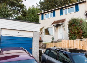 Thumbnail 4 bed end terrace house for sale in Almeria Court, Plympton, Plymouth, Devon