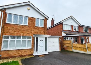 Thumbnail 3 bed detached house to rent in Oakwood Road, Hollywood, Birmingham