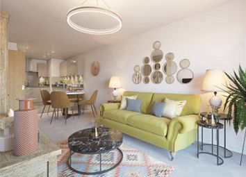 Thumbnail 1 bedroom flat for sale in Nonsuch Abbeyfield, Old Schools Lane, Ewell, Epsom