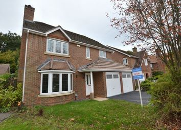 4 bed detached house for sale in Rasset Mead, Crookham Village, Fleet GU52