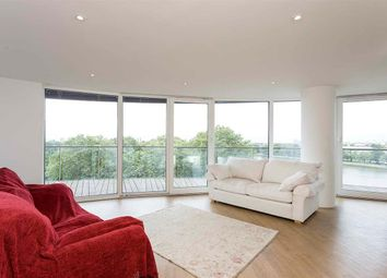 Thumbnail 2 bed flat to rent in Centurion Building, Chelsea Bridge Wharf, London
