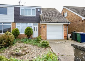 Thumbnail 3 bed semi-detached house to rent in Wilton Bank, Saltburn-By-The-Sea