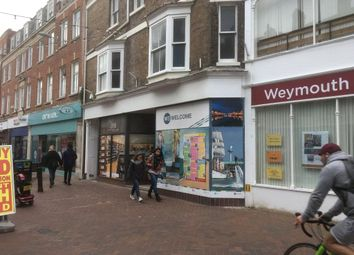 Thumbnail Property to rent in St. Mary Street, Weymouth