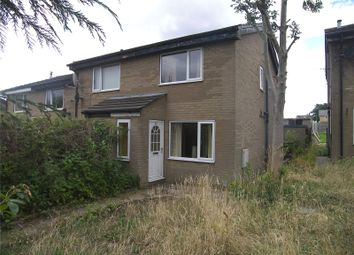 Thumbnail 2 bed terraced house for sale in Acaster Drive, Low Moor, Bradford, West Yorkshire