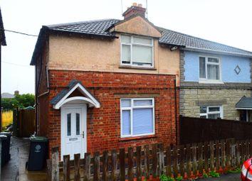 Thumbnail 3 bed semi-detached house for sale in Hayway, Irthlingborough, Wellingborough