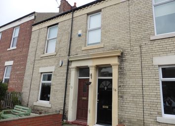 Thumbnail 2 bedroom flat to rent in Rosedale Terrace, North Shields