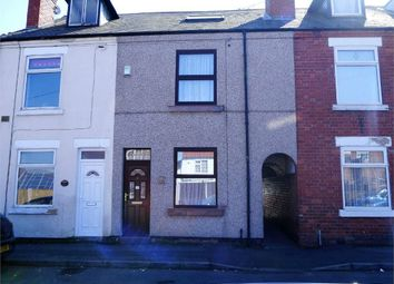 Thumbnail 3 bed terraced house to rent in Dennis Street, Worksop, Nottinghamshire