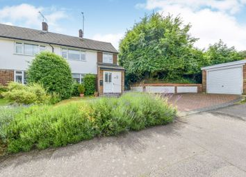 Thumbnail 4 bed semi-detached house for sale in Riverford Close, Harpenden