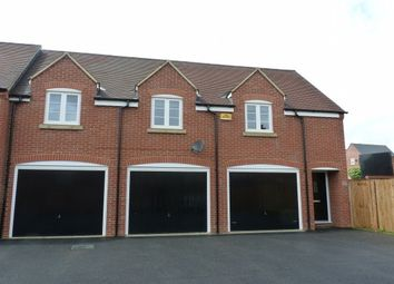 Thumbnail 2 bed flat to rent in Wessex Close, Great Denham, Bedford