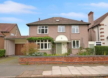 Thumbnail 5 bed detached house for sale in Beechwood Avenue, Earlsdon, Coventry