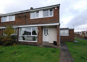 Thumbnail 3 bed semi-detached house for sale in Ripon Square, Jarrow
