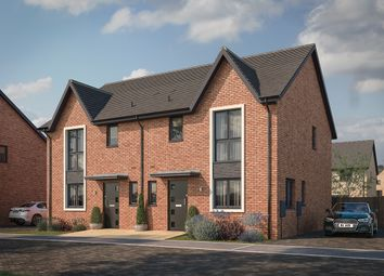 "Thumbnail 3 bed property for sale in ""The Hartley"" at Alconbury Enterprise Campus, The Boulevard, Huntingdon"
