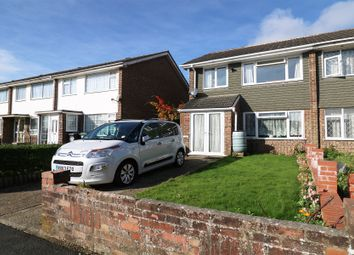 Thumbnail 3 bed semi-detached house to rent in Handel Close, Basingstoke