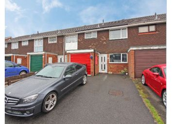 3 bed terraced house for sale in Welbury Gardens, Wolverhampton WV6