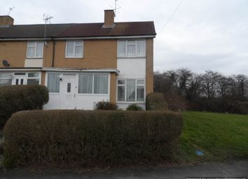 Thumbnail End terrace house for sale in Fetherstone Close, Potters Bar