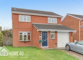 Thumbnail 4 bed detached house for sale in Tir Wat, Mynydd Isa, Mold