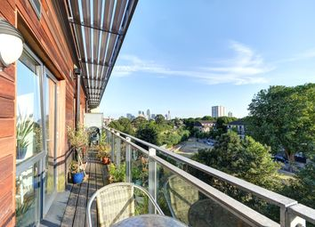 Thumbnail 2 bed flat for sale in Polydamas Close, London
