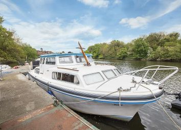 Thumbnail 1 bedroom houseboat for sale in Swan Island Harbour, Strawberry Vale, Twickenham