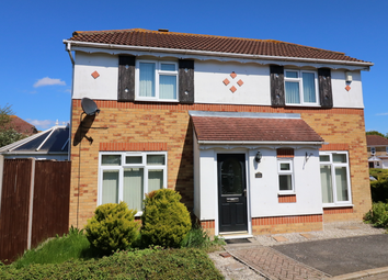 Thumbnail 3 bed detached house to rent in Chestnut Lane, Kingsnorth, Ashford