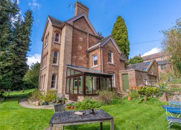 Hodge Bower, Ironbridge, Telford TF8. 6 bed detached house for sale