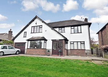 Thumbnail 4 bed detached house for sale in Andrew Lane, High Lane, Stockport