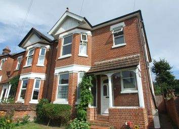 Thumbnail 2 bed flat to rent in Hanley Road, Upper Shirley