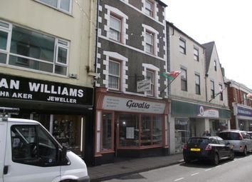 Thumbnail Property for sale in High Street, Pwllheli, Gwynedd